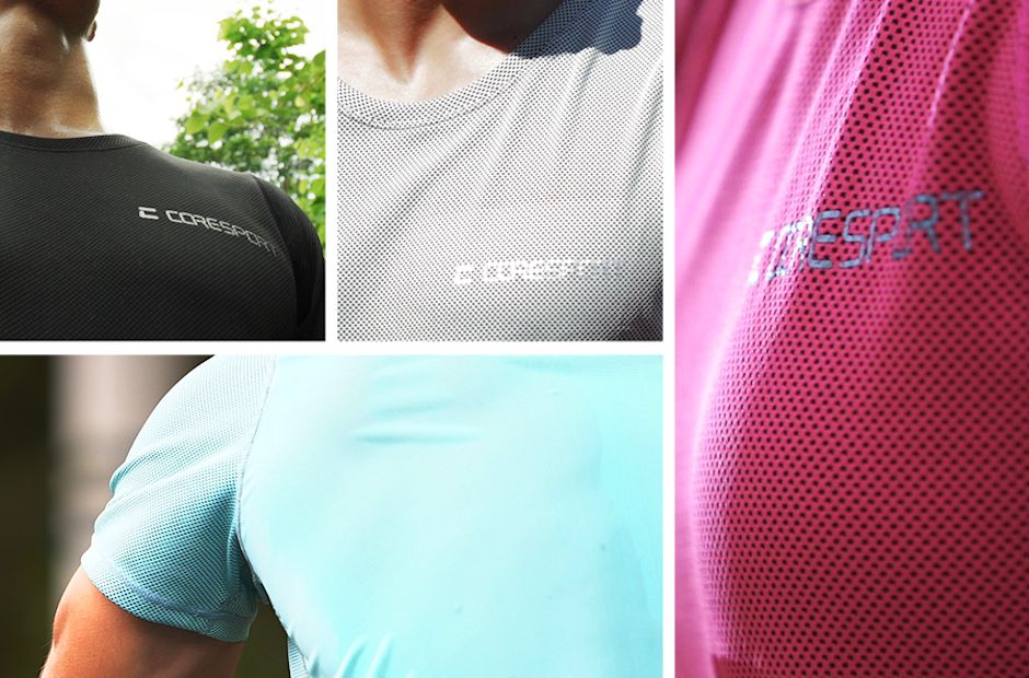 Sweat to Cool Down With CoreSport Athletic Apparel