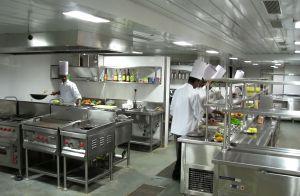 Inox kojarzy się przede wszystkim z profesjonalnymi kuchniami
