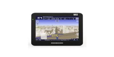 MODECOM GPS FreeWAY MX3