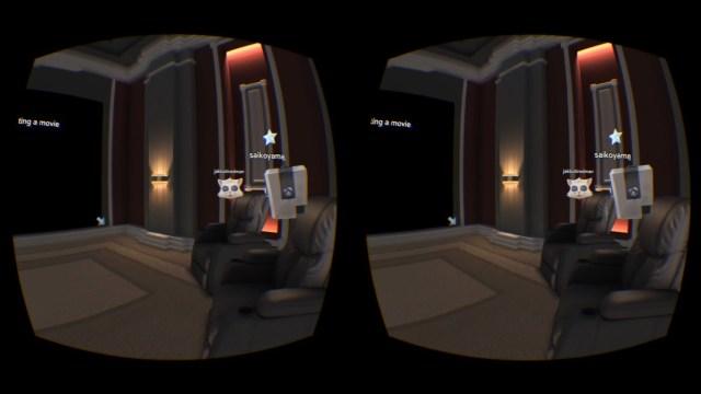 Oculus Social
