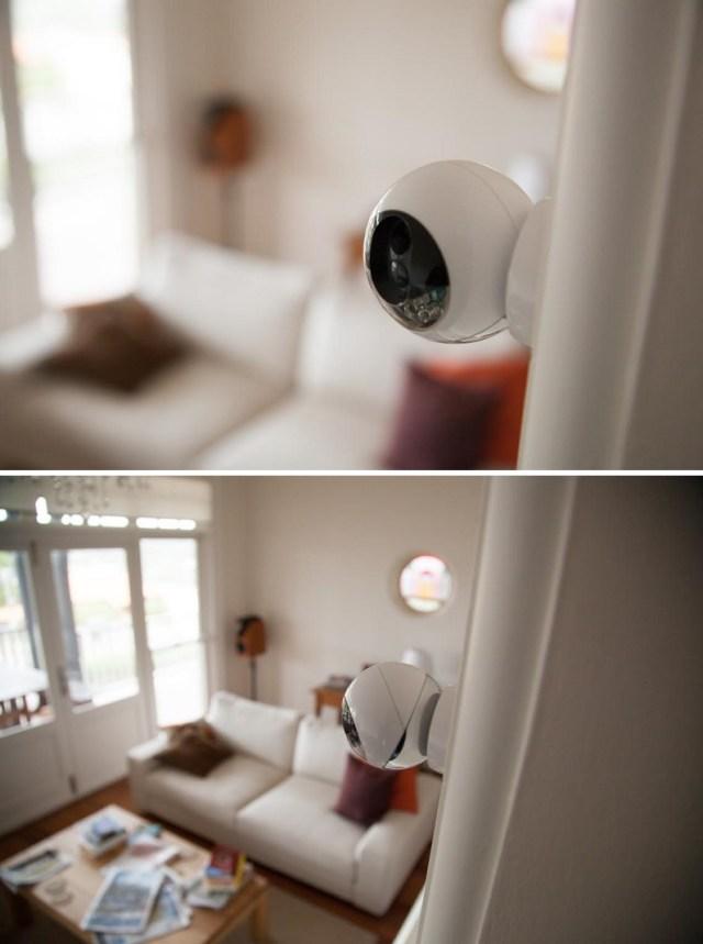 monitoring do pomieszczenia