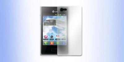 LG L3 E400 folia