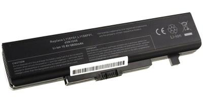 Bateria do Lenovo Y580