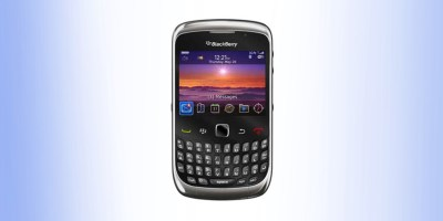 BlackBerry 9300 folia