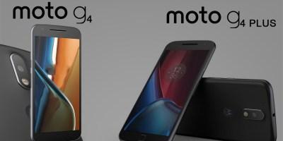 Motorola Moto G4 oraz Plus