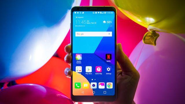 LG G6 jest wodoodporny