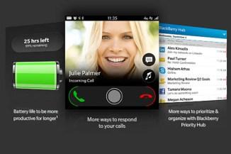 Aggiornamento BlackBerry 10.2.1, maggiore ergonomia d'uso e produttività