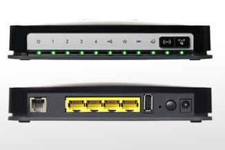 Netgear DGN2200v4, il router compatto per le microimprese e gli ambienti SoHo