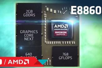 AMD Radeon E8860, la GPU Graphics Core Next per sistemi embedded