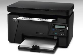 HP Laserjet Pro MFP M125nw, laser monocromatica tuttofare per l'ufficio