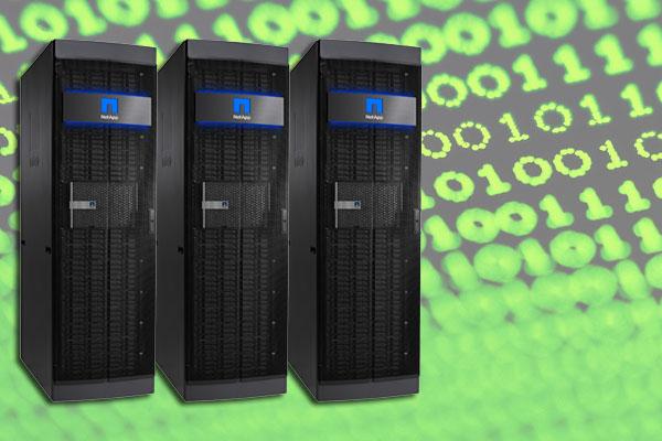 NetApp, storage Unified Scale-out e software per la virtualizzazione
