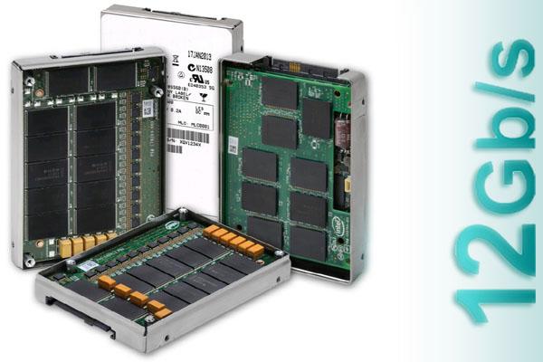 Storage ad alte prestazioni, arriva il protocollo SAS a 12 Gbps