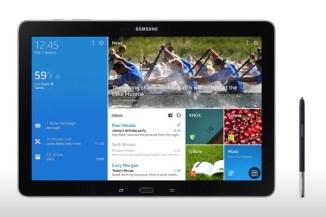 Samsung Galaxy NotePRO, tablet evoluto con piattaforma Android KitKat