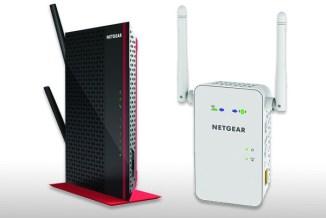 Netgear, nuovi Range Extender Wi-Fi con tecnologia 802.11ac