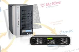 Thecus N7710-G e N8810U-G, storage ad alta velocità con supporto 10 GbE