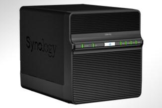 Synology DiskStation DS414j, NAS 4 bay per piccoli uffici