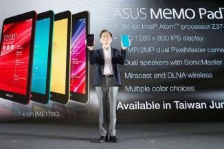 Computex 2014, arriva la nuova generazione di tablet Asus