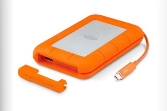 LaCie Rugged, storage mobile robusto ad alte prestazioni