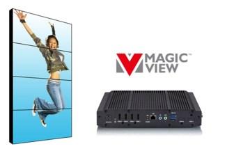 VIA Video Wall Mini, digital signage fino a quattro display