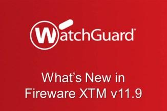 WatchGuard, gestione e sicurezza per reti cablate e wireless
