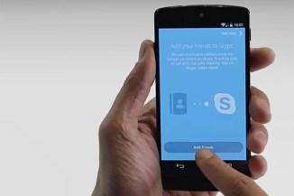Skype 5.0 per Android, contatti della rubrica sempre aggiornati