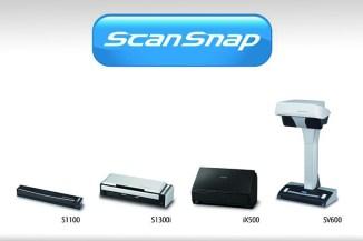 Fujitsu ScanSnap, vendute oltre 3 milioni di unità