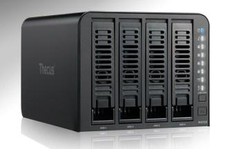 Thecus N4310, lo storage ibrido per ambienti Soho e PMI