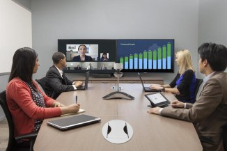 Polycom CX8000 Lync Room System, video collaboration a 360°