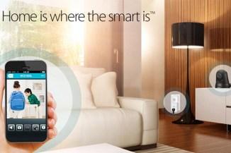 mydlink Home, monitoraggio e smart home