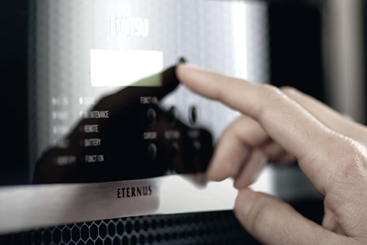 Fujitsu Storage ETERNUS CD10000, scalabilità fino a 56 PByte