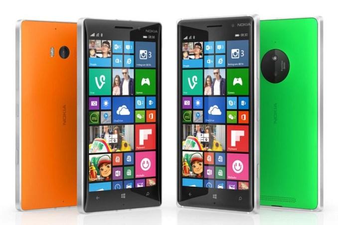 Lumia 830, Windows Phone 8.1 e tanto altro