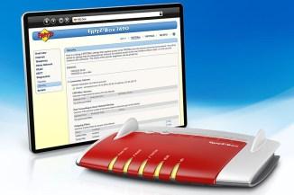 AVM FRITZ!OS 6.20, nuovo firmware, maggiori possibilità