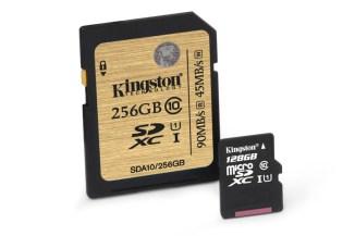 Kingston Digital, capacità doppia per le memorie Secure Digital