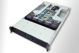 Asus ESC4000 G2S, server ad alta efficienza per cluster HPC