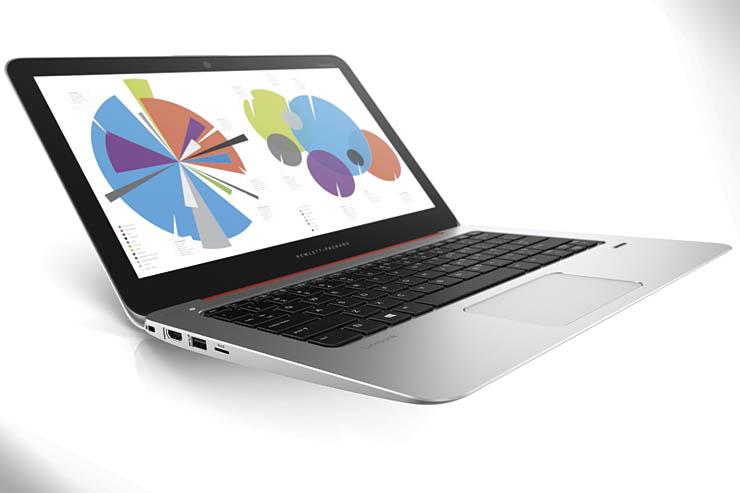 HP EliteBook, notebook business leggeri e sottili