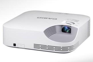 Casio XJ-V1, il proiettore ibrido Laser & LED