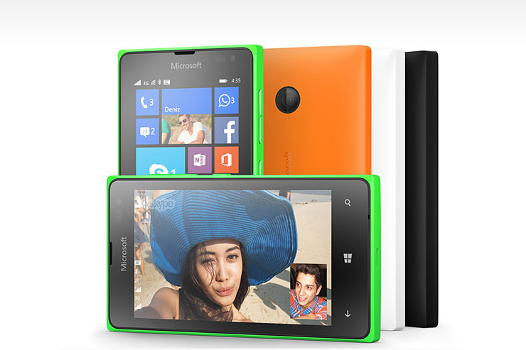 Microsoft Lumia 435 e Lumia 532, Windows Phone per tutti