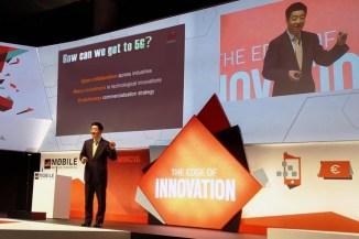 """La """"vision 5G"""" di Huawei, per un mondo """"super-connesso"""""""
