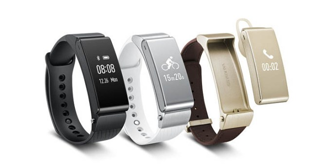 Huawei Watch e Talkband, nuovi mobile e wearable device