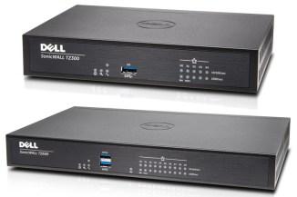 Dell SonicWALL serie TZ, firewall ad alte prestazioni