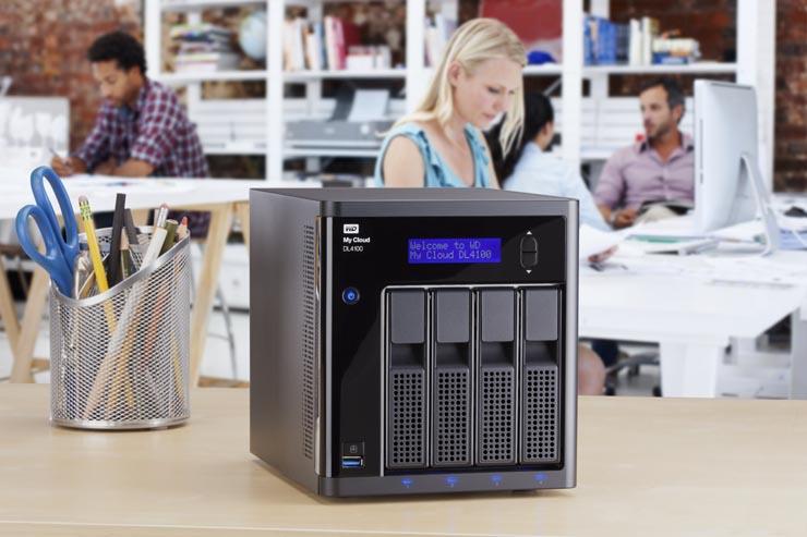 My Cloud Business DL4100, lo storage professionale secondo WD