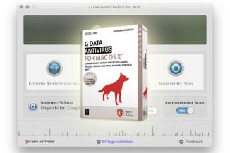 G DATA Antivirus, disponibile la nuova suite per MAC