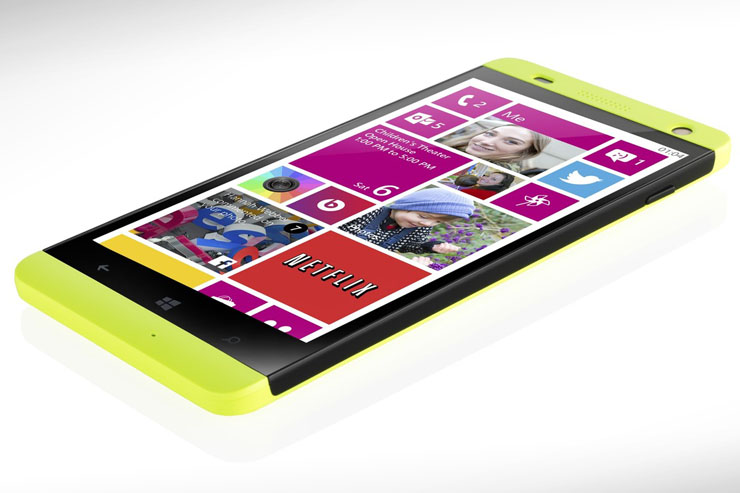 Kazam Thunder 450W, lo smartphone WP 8.1 per i giovani