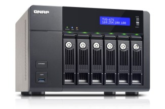 QNAP TVS-671, architettura Intel Core e performance elevate