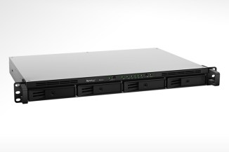 Synology RackStation RS815, storage scalabile per ambienti dinamici