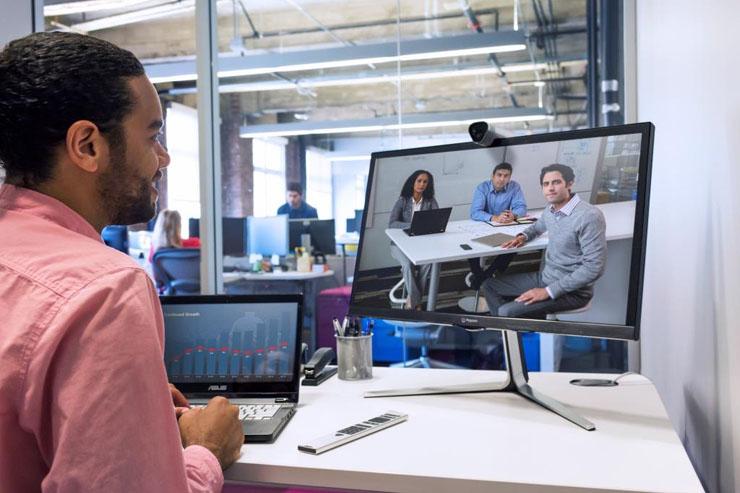 Polycom RealPresence Group Series, la collaborazione per i piccoli uffici