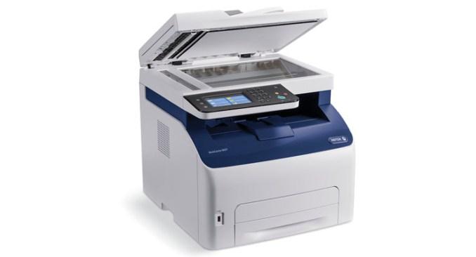 Xerox WorkCentre 6027, multifunzione LED compatto per piccoli uffici
