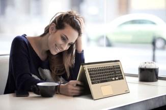 Toshiba Satellite Radius 15, notebook convertibile per tutti gli usi