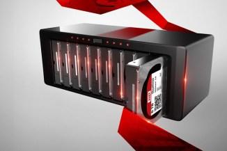 WD Red Pro, ora con capacità sino a 6 TByte