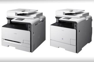 Canon i-SENSYS, nuovi multifunzione a colori per i gruppi di lavoro